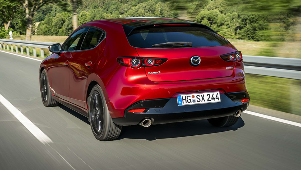 Mazda 3 Hot Hatch Golf Gti And I30n Rival Off The Cards Again Car News Carsguide