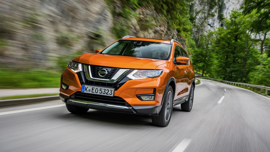 2020 Nissan X-Trail Redesign Coming Next Year >> Nissan X Trail Gains New More Efficient Engines In Europe