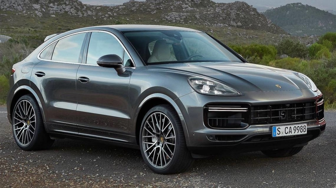 Porsche Cayenne Coupe 2020 Revealed Car News Carsguide