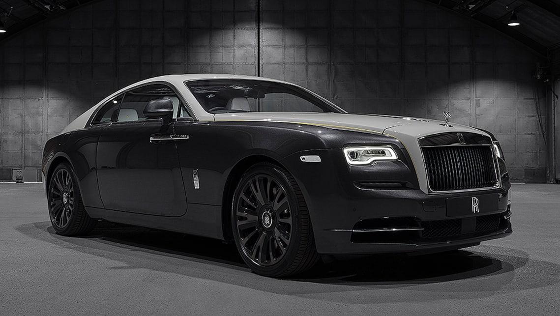 Rolls-Royce Wraith Coupé