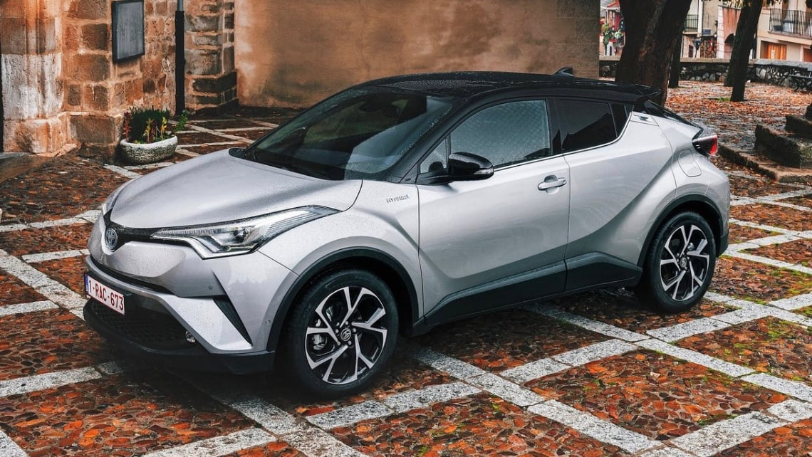 Toyota C-HR hybrid 2019 launching in Australia Q4 2019 ...