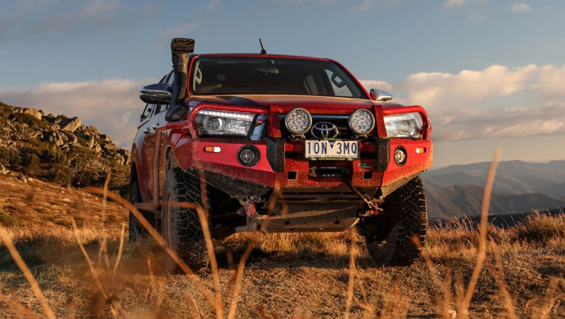 Toyota Hilux Accessories Must Read Before Purchasing Carsguide