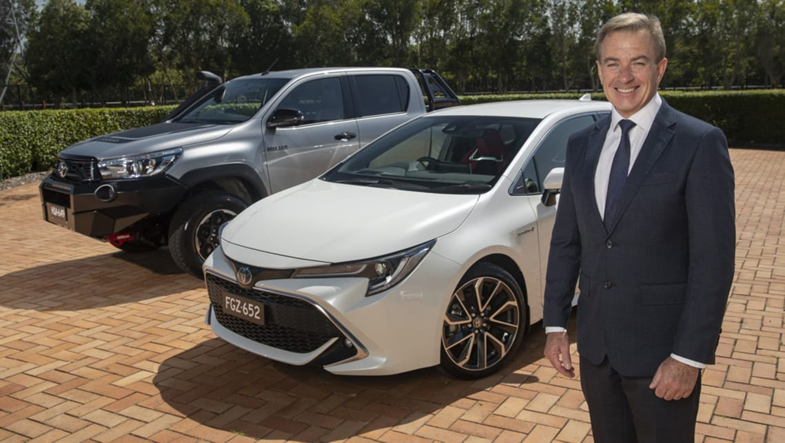 Toyota Tops 2018 Australian New Car Sales Car News Carsguide