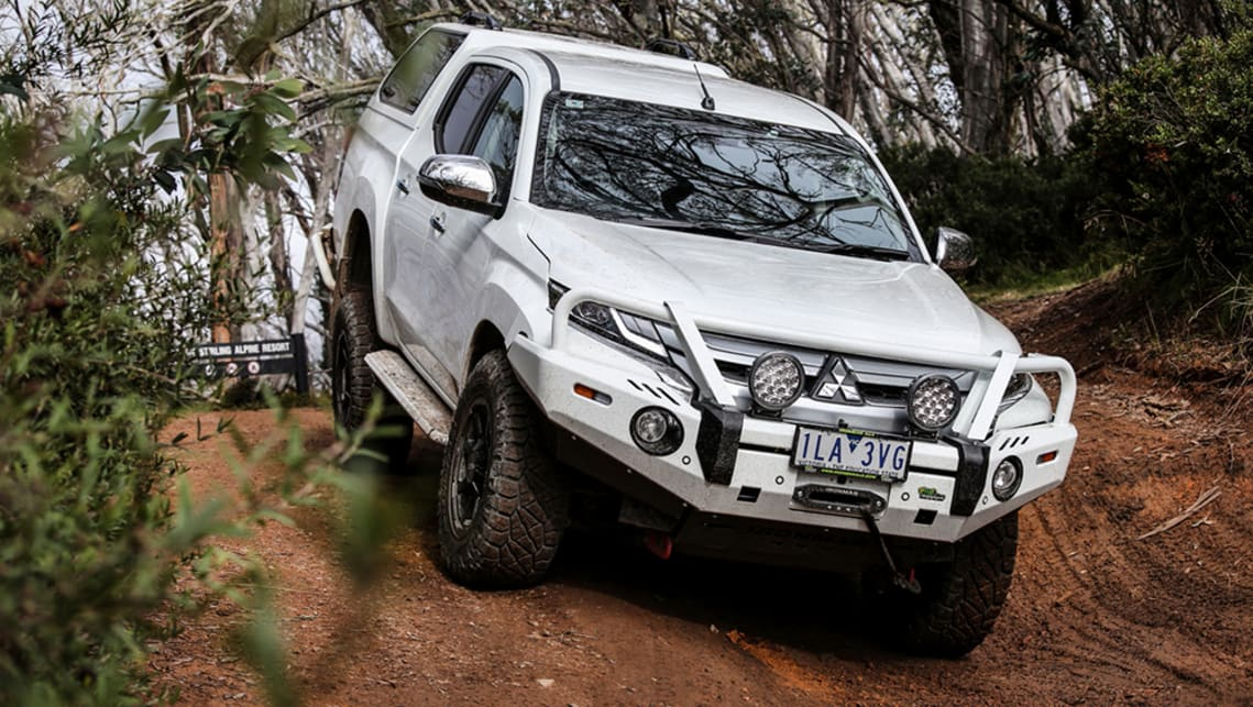 Mitsubishi Triton Canopy Prices Genuine Vs Brands Best Options Carsguide