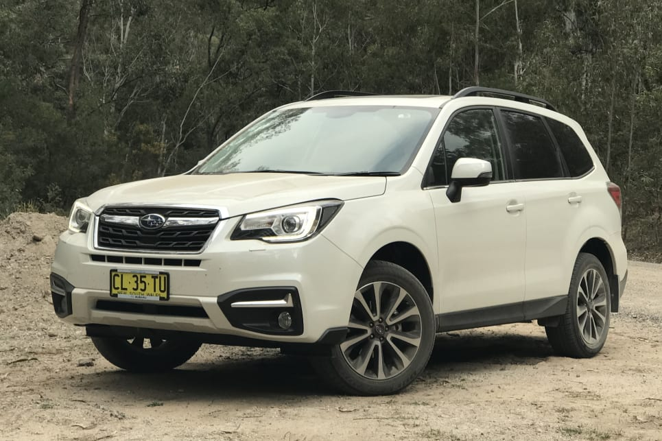 Subaru Forester 2017 review | CarsGuide