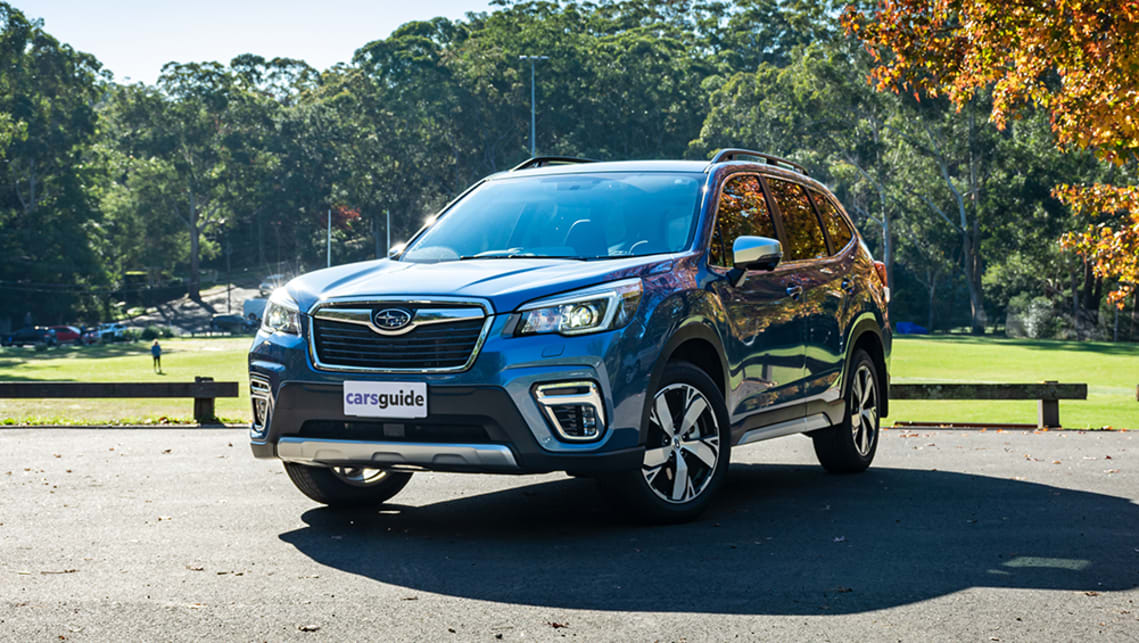 Subaru Forester 2020 Review Carsguide