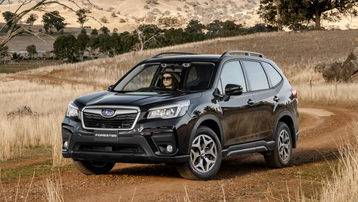 Subaru Forester 2019-2020 review