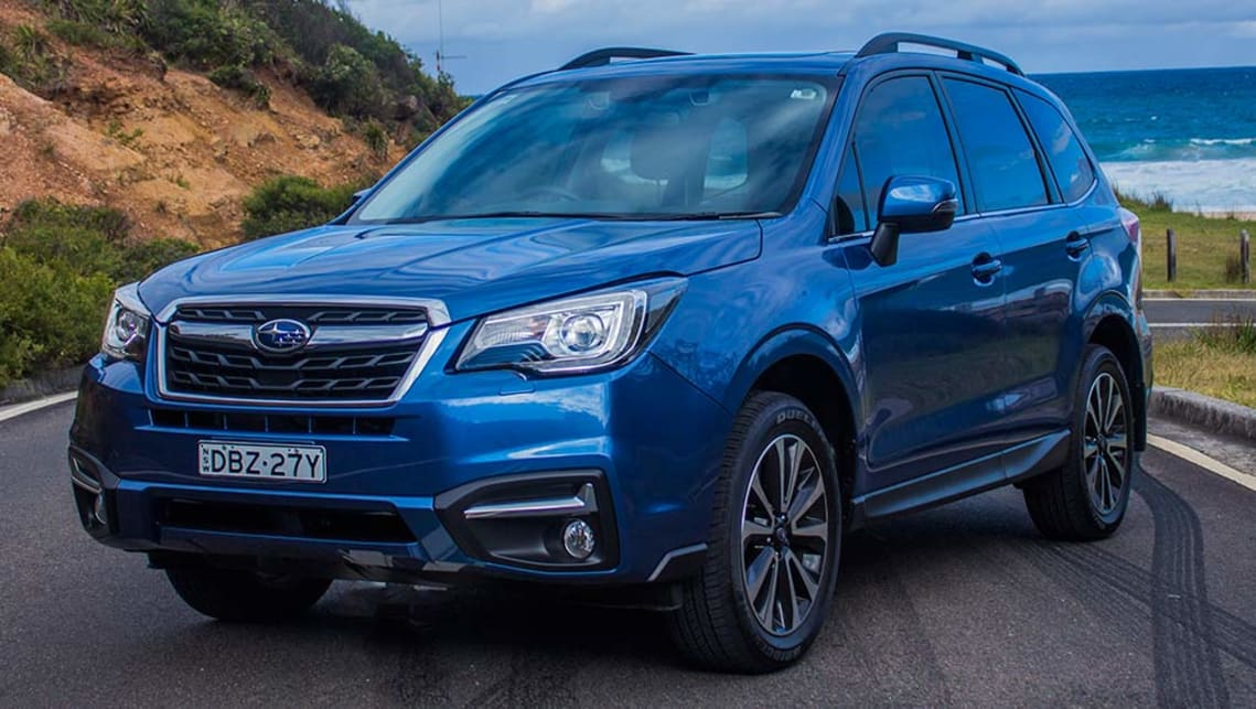 Subaru Forester 2 5i-S 2016 review | CarsGuide