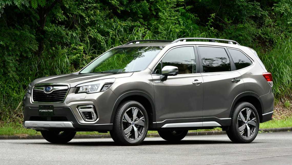 2020 Subaru Forester Turbo, STI, Hybrid >> Subaru Forester 2019 Range Sees Xt Diesel Axed Car News
