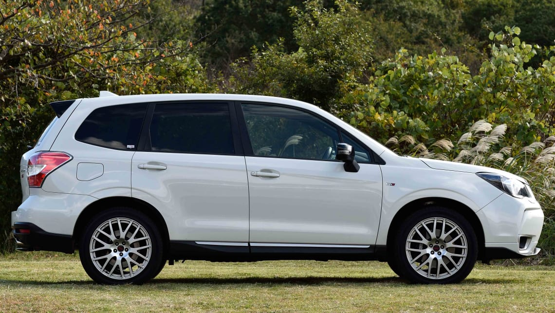 Subaru Forester tS 2016 review | CarsGuide