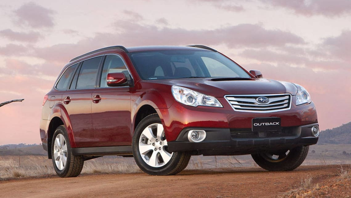 Used Subaru Outback review: 2009-2014 | CarsGuide