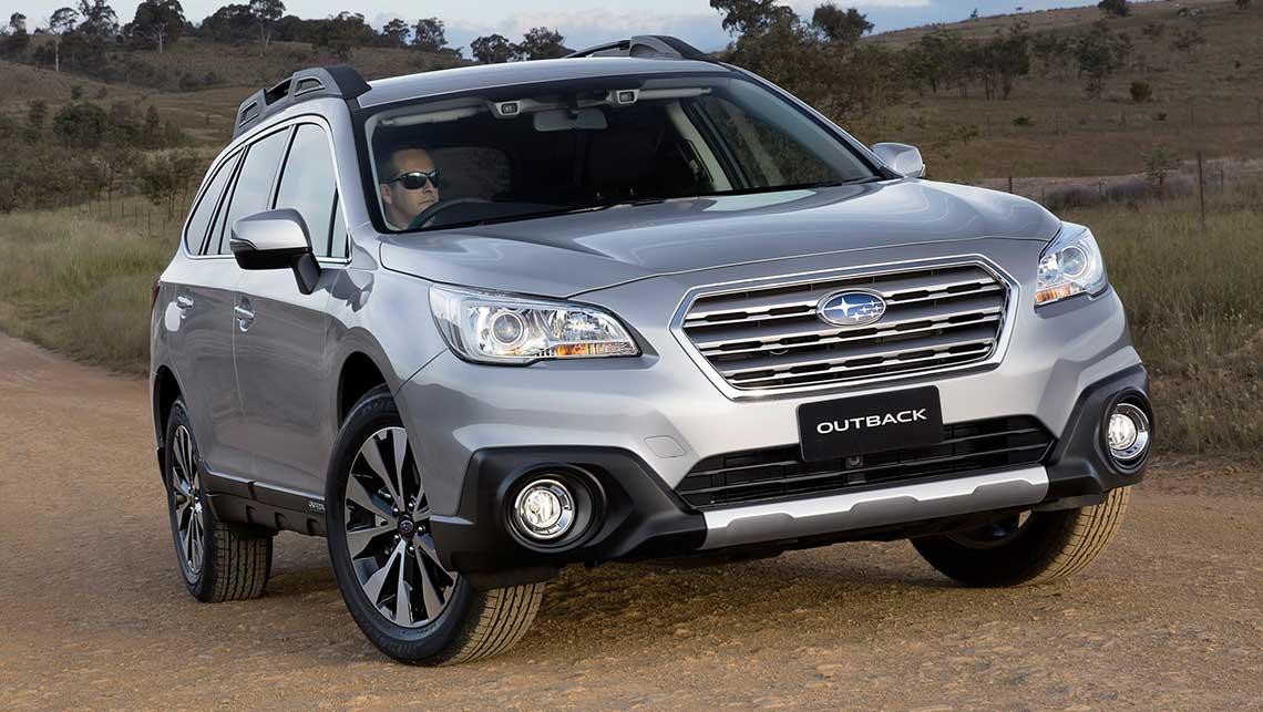 Subaru Outback 2015 Review | CarsGuide