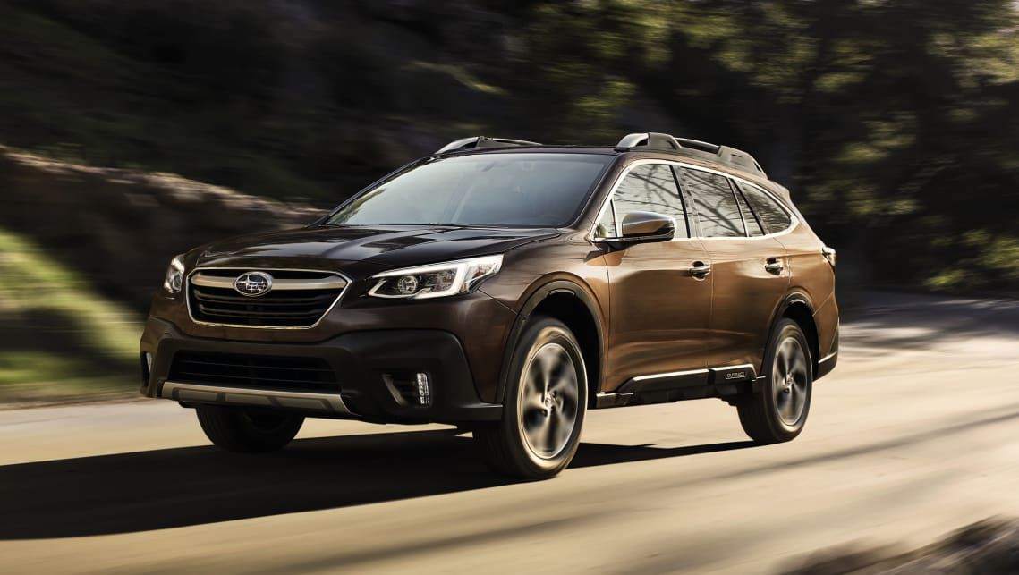 2021 Subaru Outback detailed: Sixth-generation SUV due in ...