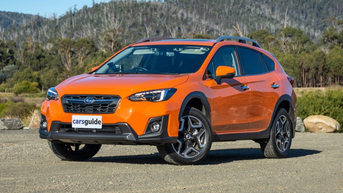 Subaru Xv 2020 Review Carsguide