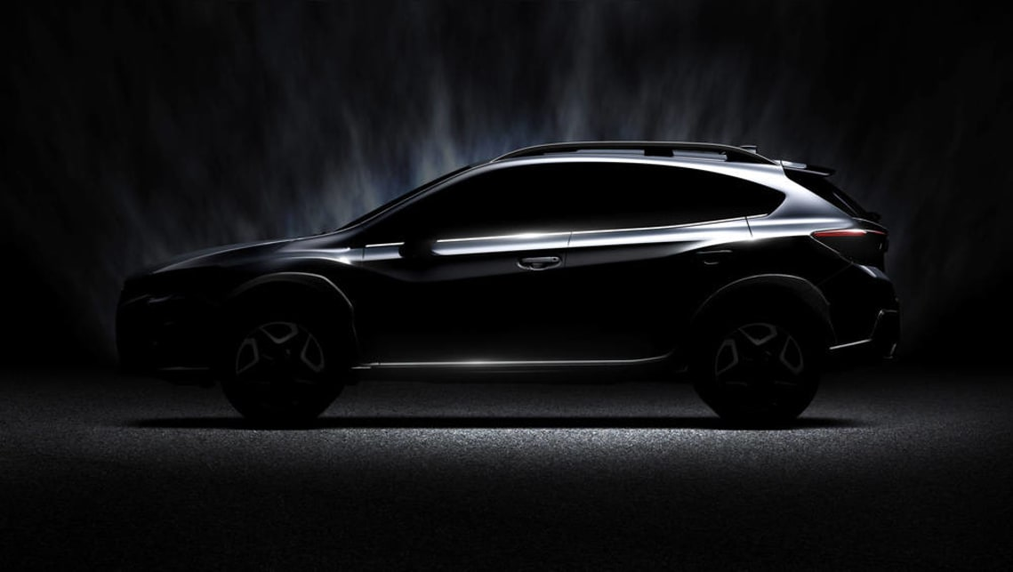 2017 Subaru XV teased