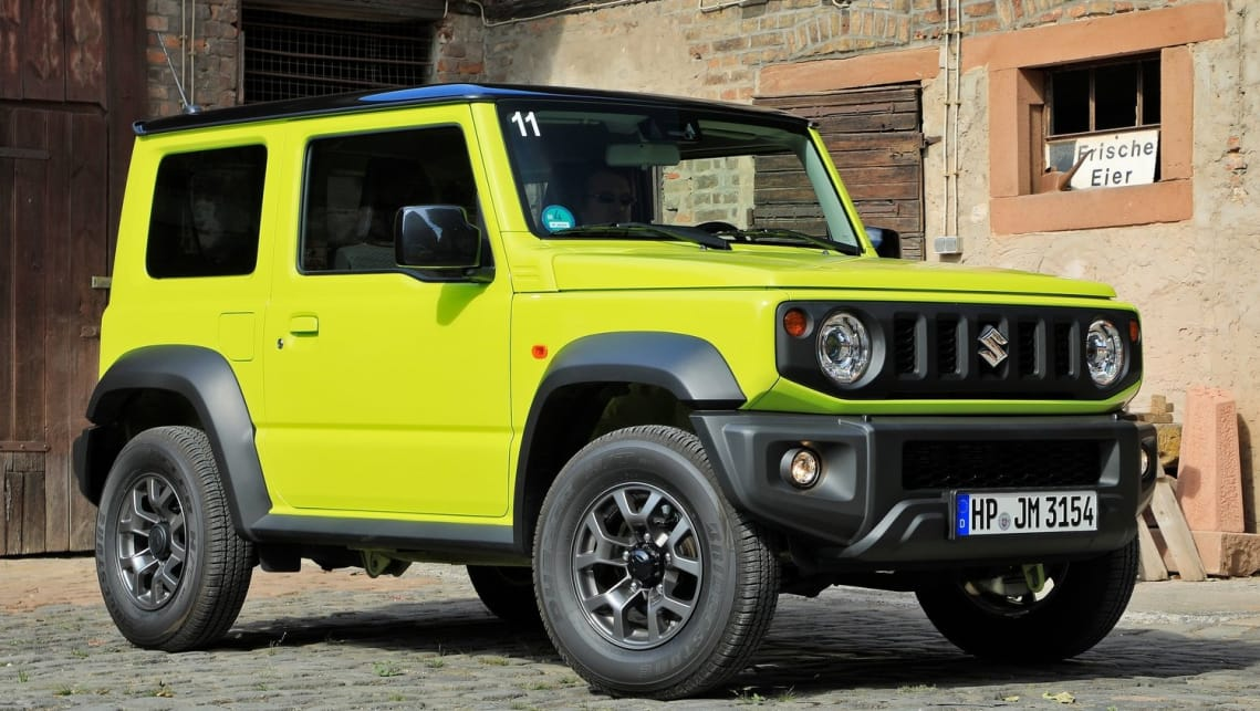 2019 Suzuki Jimny: News, Design, Release >> Suzuki Jimny And Vitara 2019 Confirmed For Australia Day