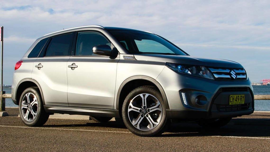 Suzuki Vitara RT-X diesel 2016 review | CarsGuide