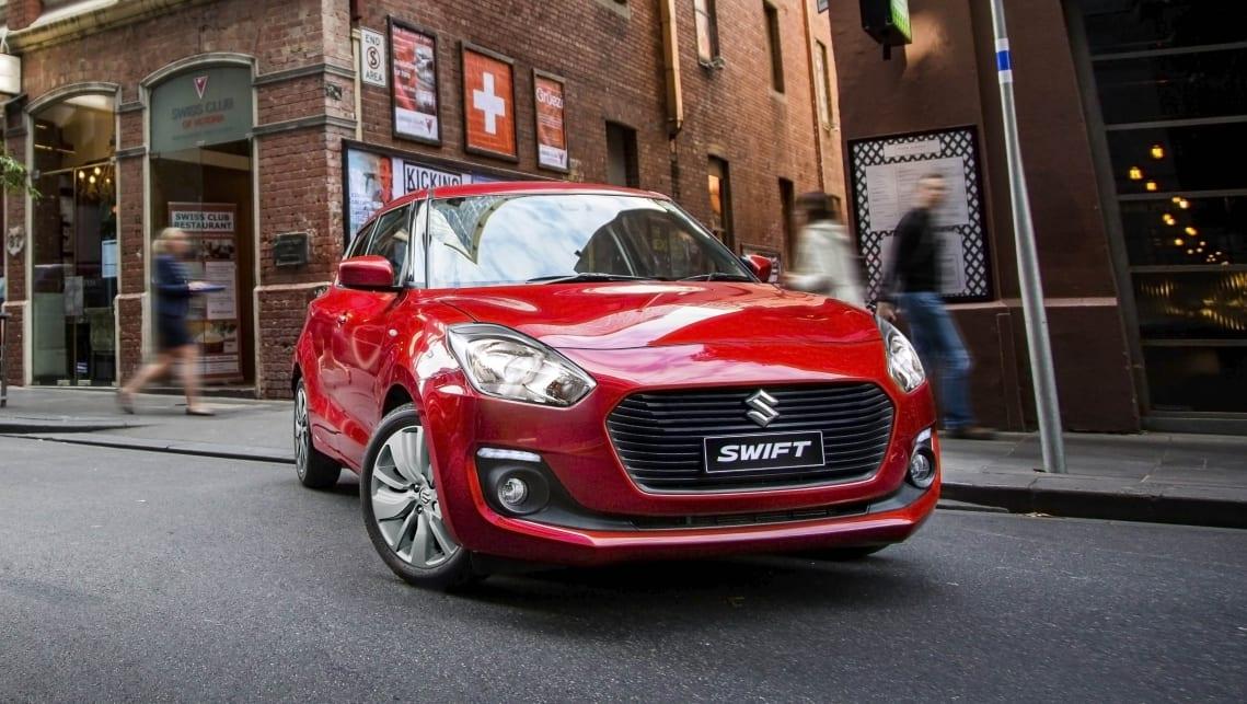Suzuki Swift 2019 Hatchback