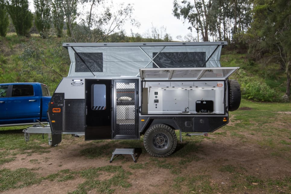 Off Road Camper Trailers: 8 Best Off Road Campers Reviewed