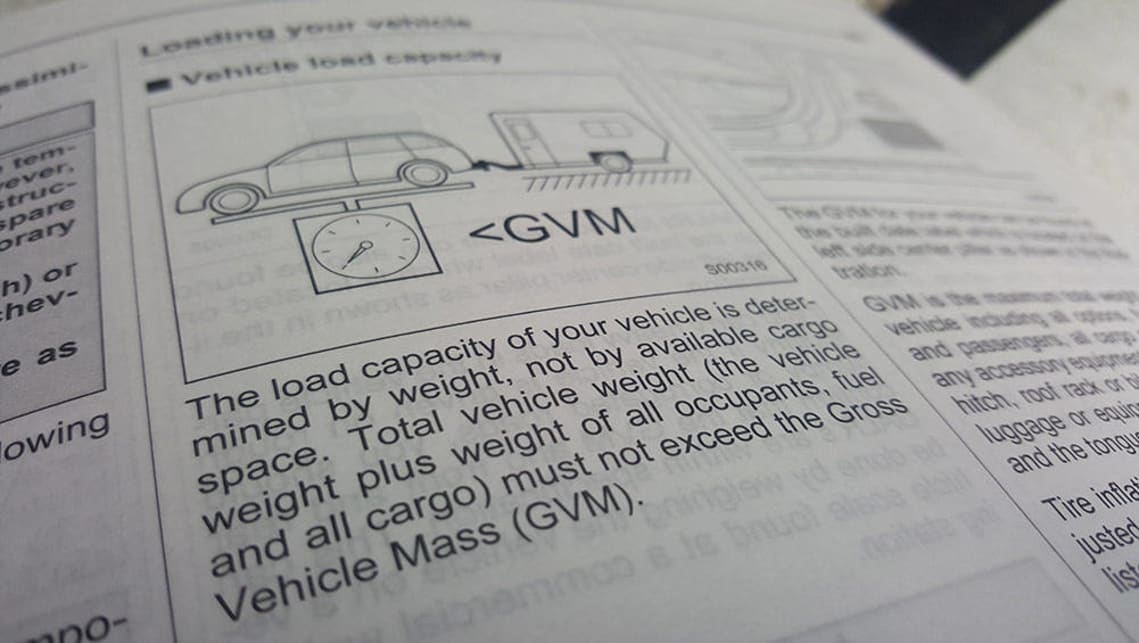 Vehicle weights explained   tare, kerb, GVM, payload and