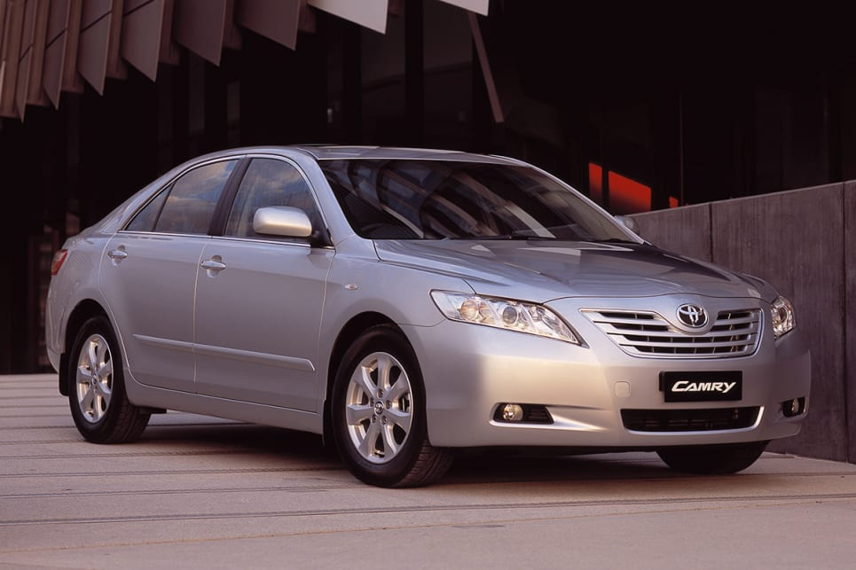 Used Toyota Camry review: 2006-2011 | CarsGuide
