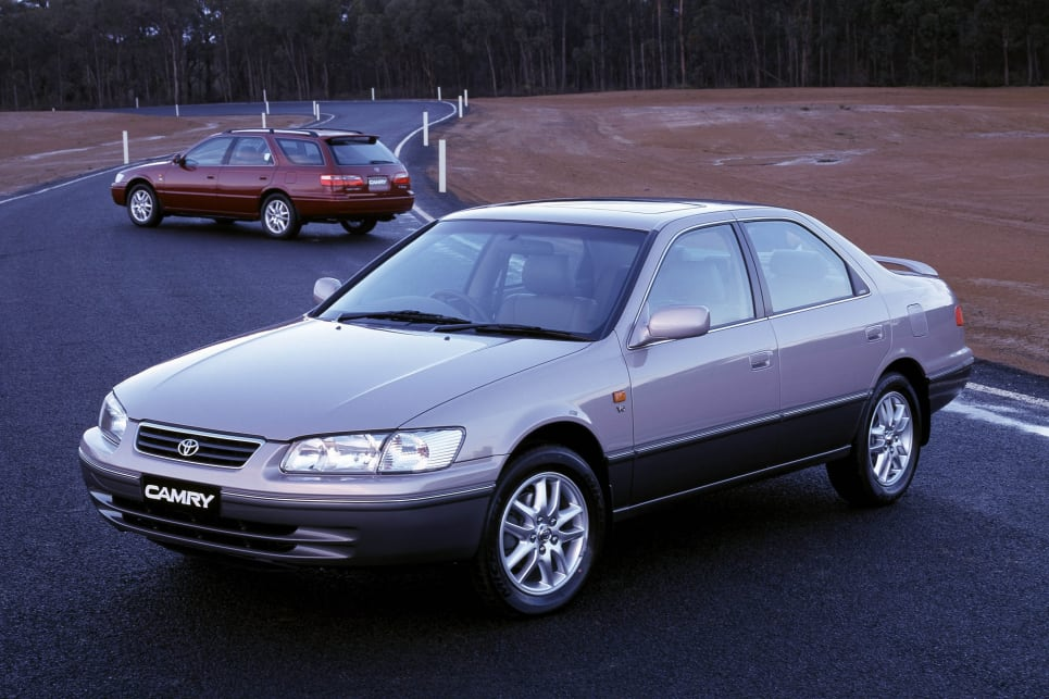 Used Toyota Camry review: 1997-2002 | CarsGuide