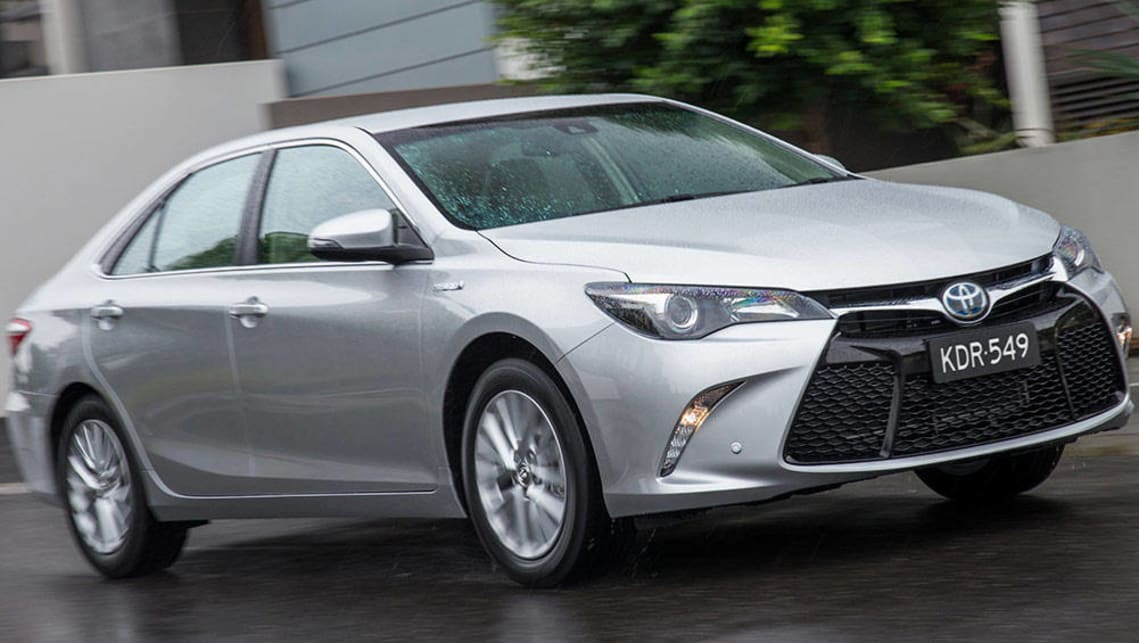 Toyota Camry Hybrid 2016 Review Long Term Carsguide