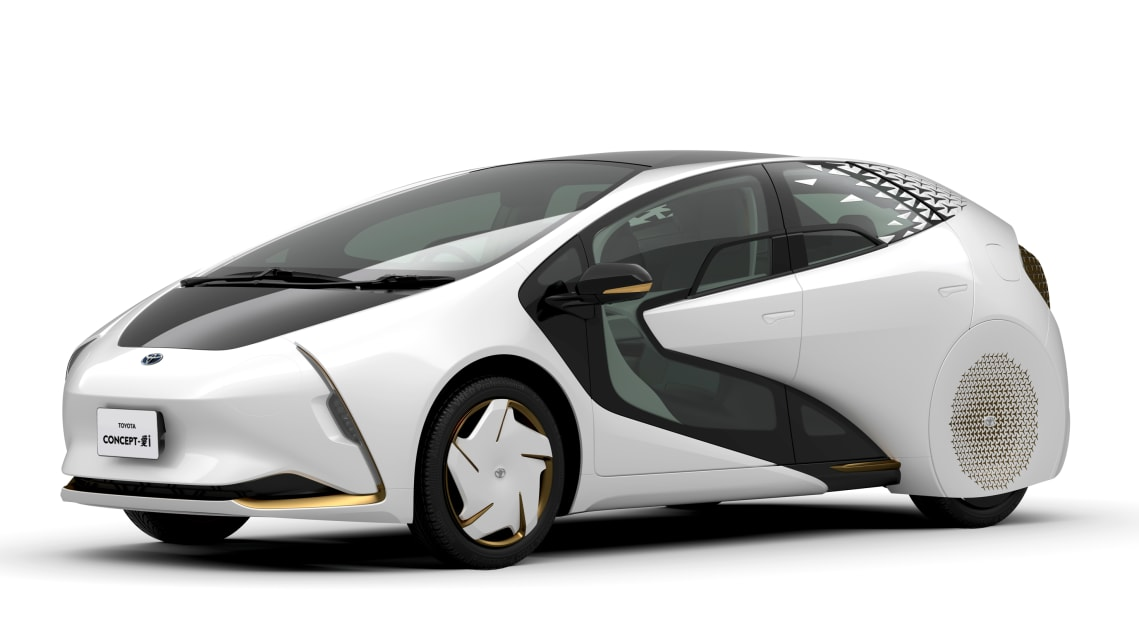 Toyota will bring a range of 2020 concept vehicles to life ...
