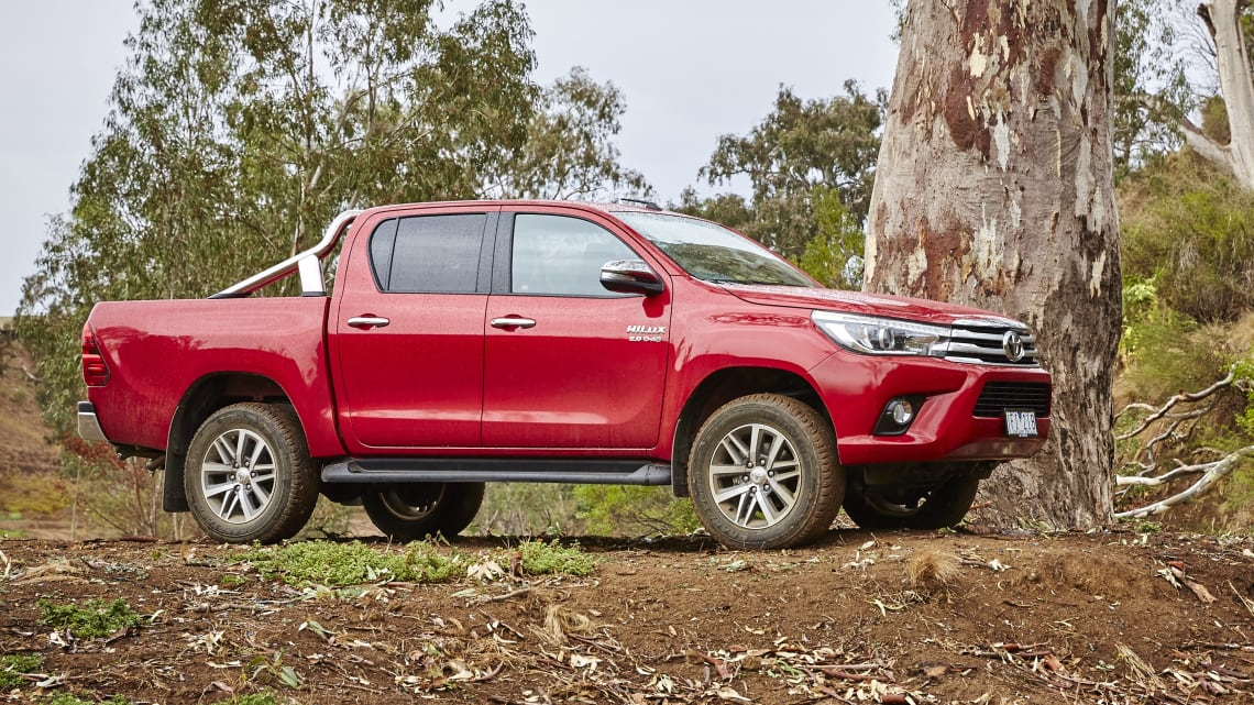 Toyota Hilux 2017 >> Toyota Hilux 2017 Carsguide