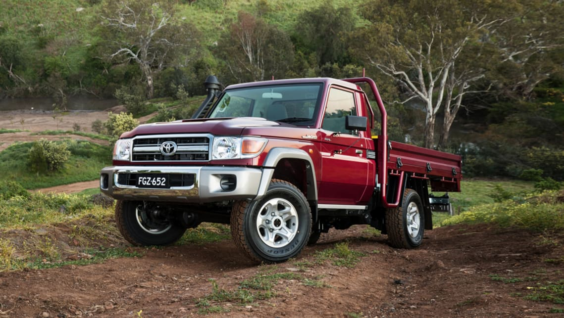 Toyota Land Cruiser 70 >> Toyota Land Cruiser 70 Series To Continue Indefinitely Car