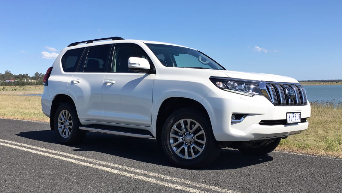 2018 Toyota Land Cruiser: News, Design, Specs, Price >> Toyota Prado 2018 Review Carsguide