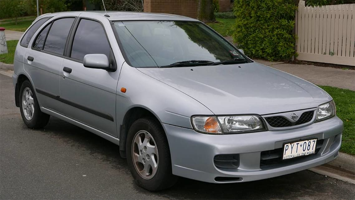 Used Nissan Pulsar Review 1995 2000 Carsguide