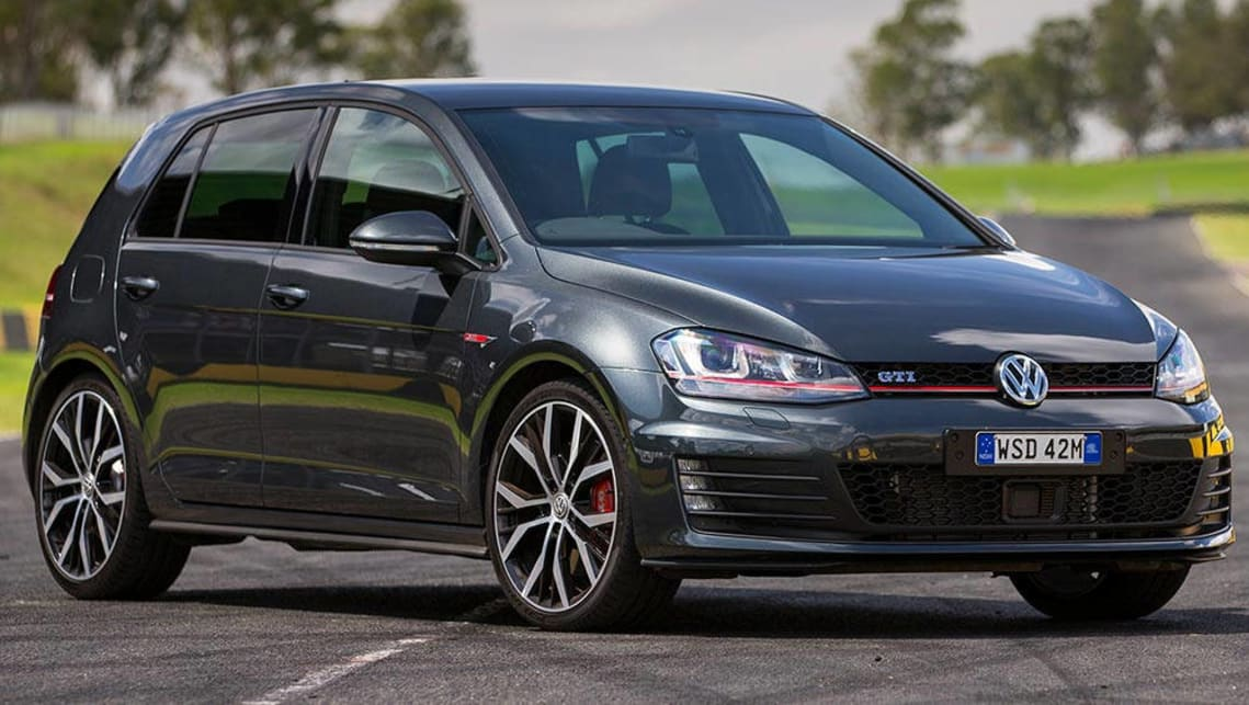 Gti Performance Package >> Volkswagen Golf Gti Performance 2016 Review Carsguide