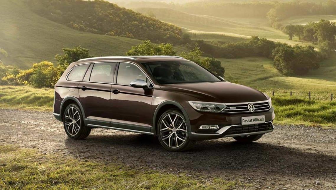 2017 Volkswagen Passat Alltrack Wolfsburg Edition New Car Sales Price Car News Carsguide