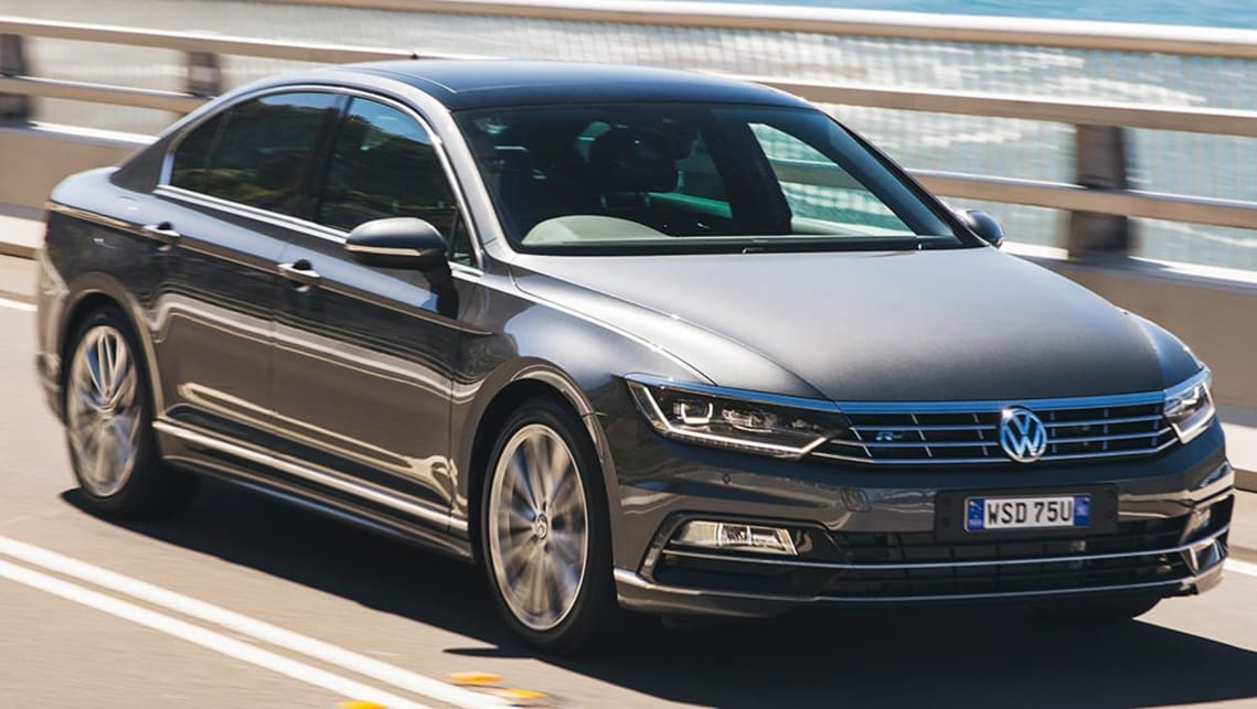 Volkswagen Passat 140TDI Highline 2016 review | CarsGuide