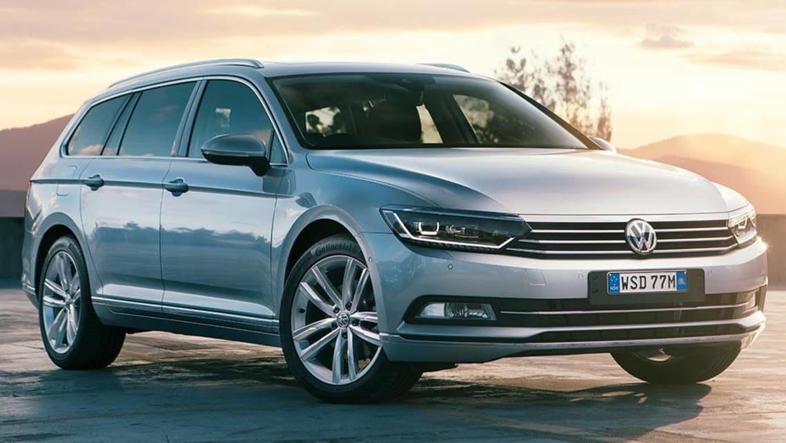 Volkswagen Passat sedan and wagon 2015 review | CarsGuide