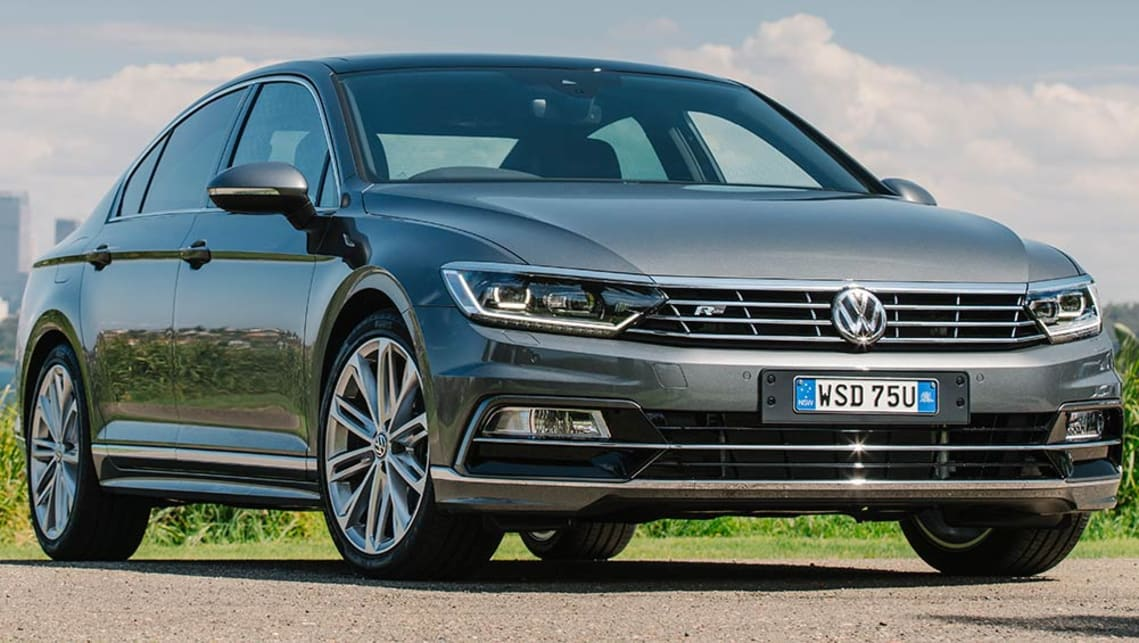 Volkswagen Passat 140tdi Highline 2016 Review Carsguide