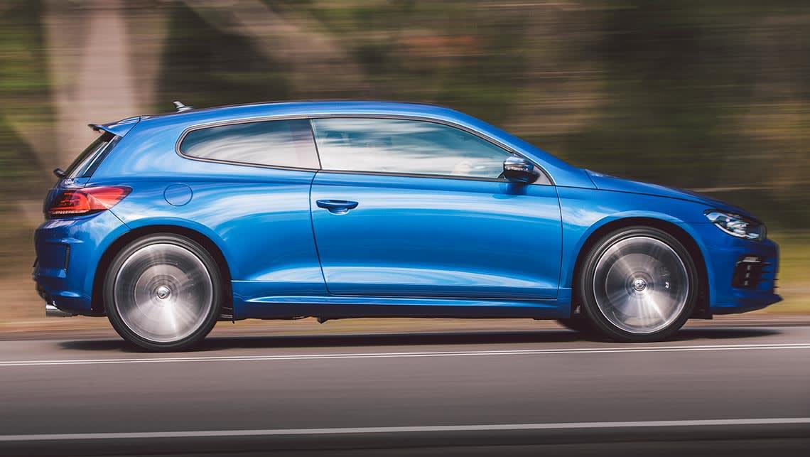 Volkswagen Scirocco R 2015 Review Carsguide