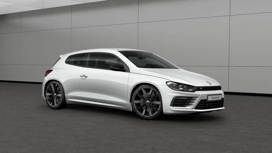 Volkswagen Scirocco R Wolfsburg Edition 2016 New Car Sales Price
