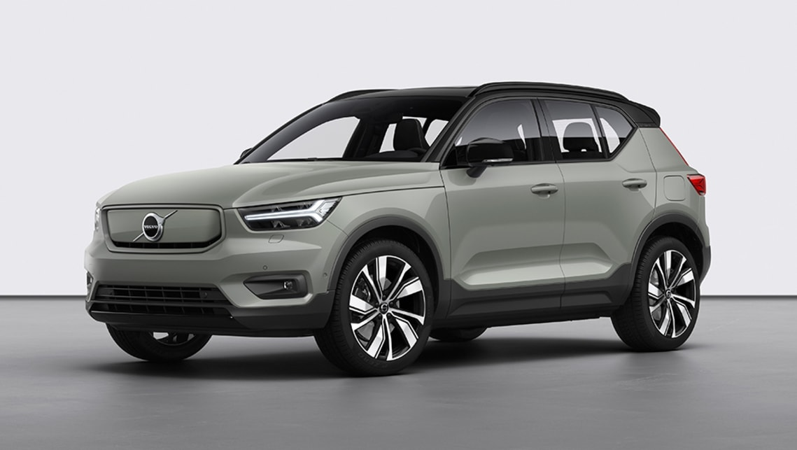 Volvo Xc40 Recharge P8 2020 Revealed Sweden S First Battery Electric Small Suv Car News Carsguide