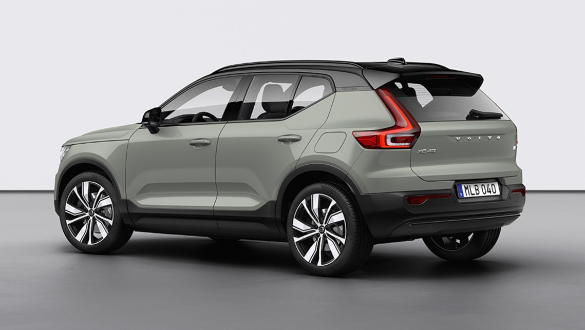 The Volvo XC40 Recharge P8 small SUV and Polestar 2 mid-size sedan are motivated by the same 300kW/660Nm dual-motor powertrain.