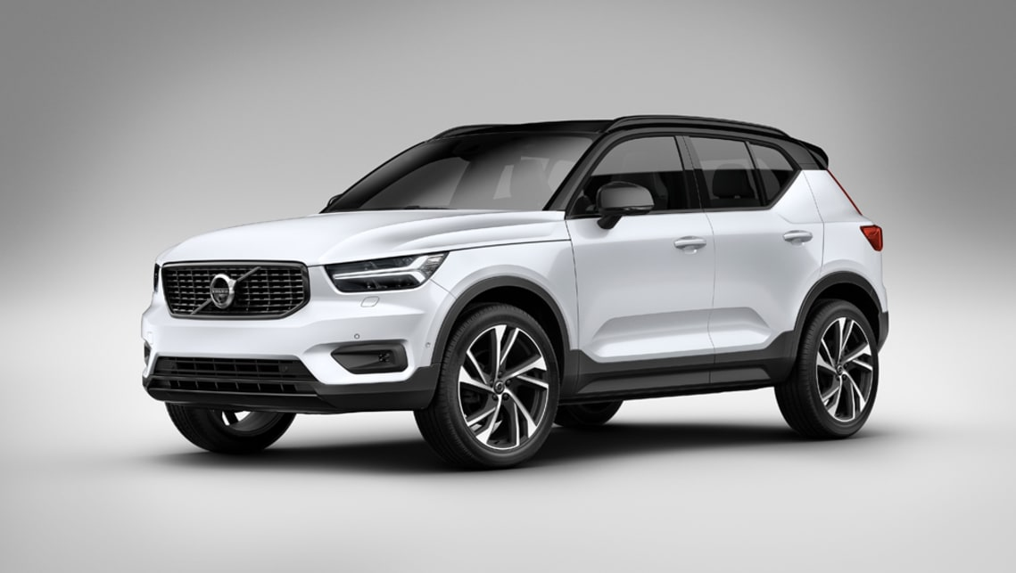 Volvo Xc40 2018 Confirmed For Australia Car News Carsguide