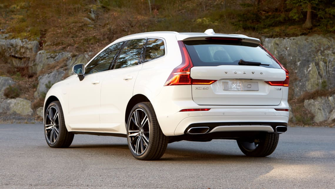 Volvo XC60 2017 pricing and spec confirmed