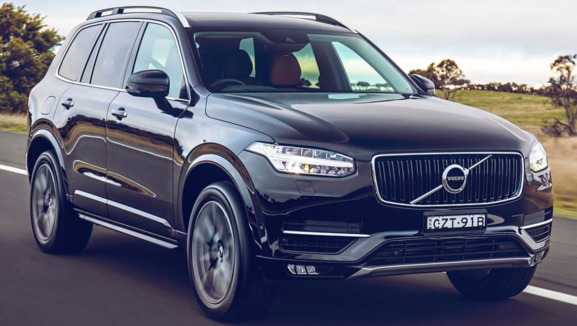 2015 Volvo Xc90 For Sale >> Volvo Xc90 2015 Review Carsguide