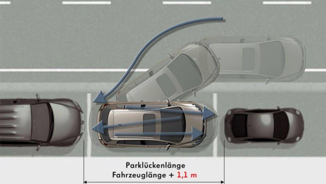 Park assist explained - Car Advice   CarsGuide