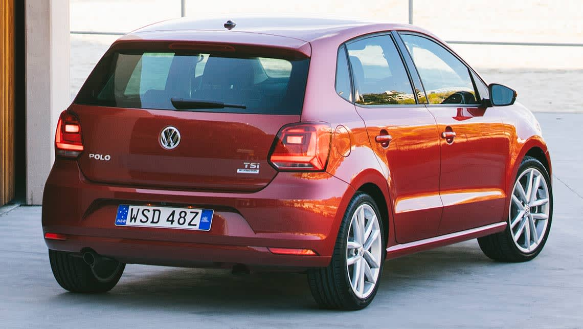 Vw Polo 2014 Review Road Test Carsguide