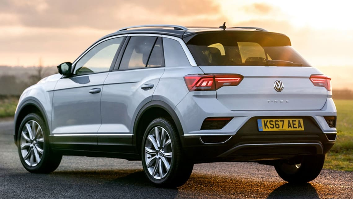The T-Roc, which is set to be Volkswagen's first entrant in the critical small-SUV segment in Australia, was set to arrive in 140TSI guise in May.