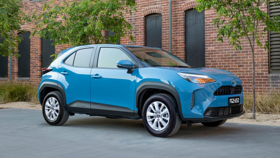 2021 Yaris Cross Hybrid To Have No Waiting List Toyota Budgets Big Numbers For Popular Variants After Rav4 Struggles Car News Carsguide