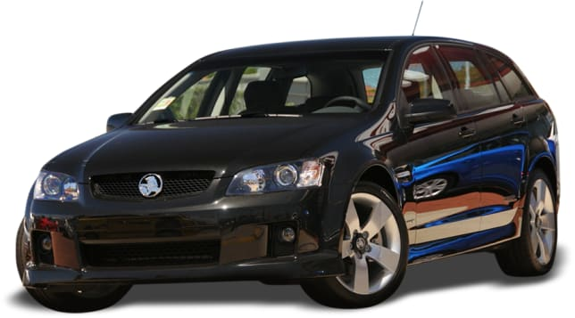 2009 Holden Commodore Sedan OMEGA (D/FUEL) 60TH ANN