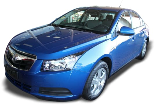2009 Holden Cruze Sedan CD